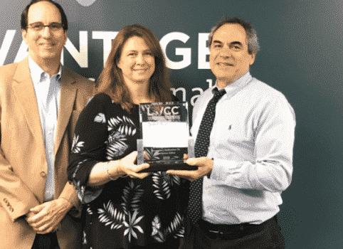 Advantage Clients-award