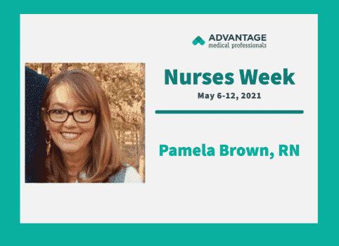 Pamela Brown AMP Nursing